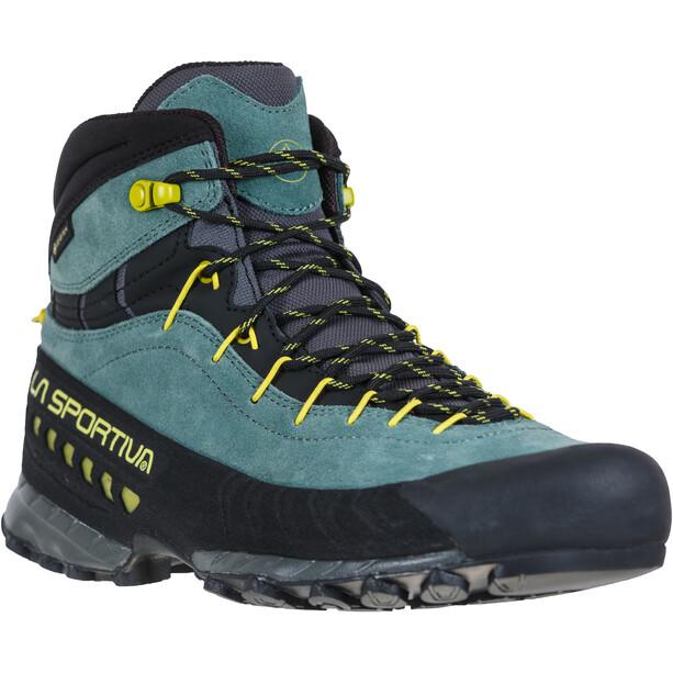 La Sportiva TX4 GTX Mid Schuhe Herren pine/kiwi