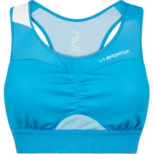La Sportiva Captive Sport BH Damen blau blau