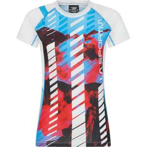 La Sportiva Draft T-Shirt Damen bunt bunt
