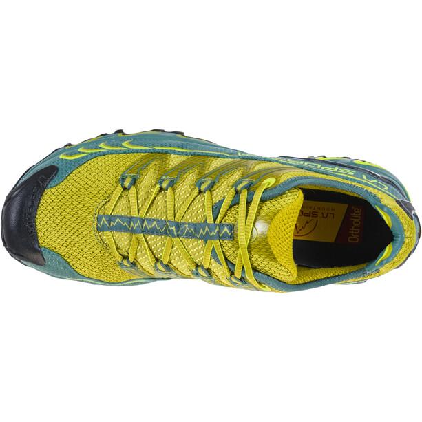 La Sportiva Ultra Raptor Chaussures de trail Homme, jaune/vert