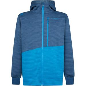 La Sportiva Training Day Pull à capuche Homme, bleu bleu