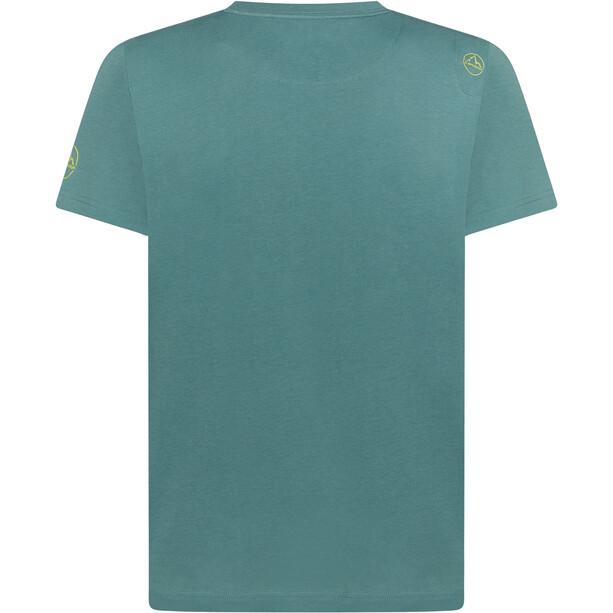 La Sportiva Breakfast T-Shirt Herren grün