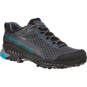 La Sportiva Spire GTX Schuhe Herren schwarz/blau schwarz/blau