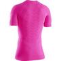 X-Bionic Effektor G2 Laufshirt Kurzarm Damen pink