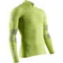 X-Bionic Effektor 4.0 Trail Run Half Zip LG SL Herren grün
