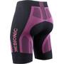X-Bionic The Trick G2 Juoksushortsit Naiset, vaaleanpunainen/musta