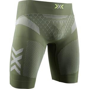 X-Bionic Twyce G2 Short de running Homme, olive olive