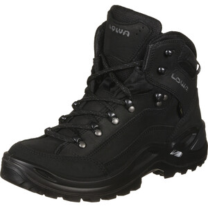 Lowa Renegade GTX Mid-Cut Schuhe Damen deep black deep black