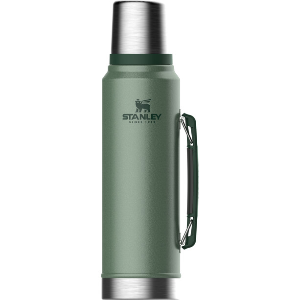 Stanley Classic Bottle 1l hammertone green
