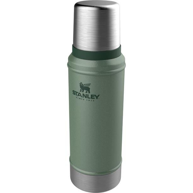 Stanley Classic Bottle 750ml hammertone green