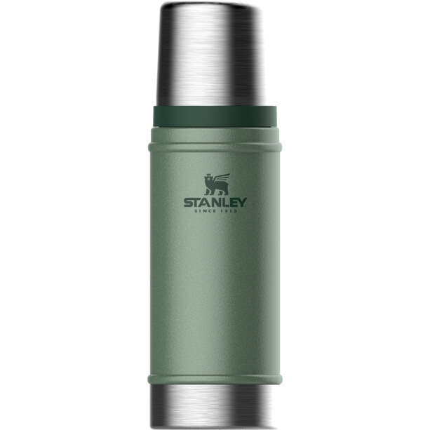 Stanley Classic Bottle 470ml hammertone green