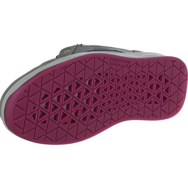Lowa San Luis GTX LO Chaussures Femme, gris/violet