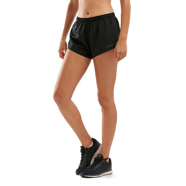 """2XU GHST 3"""" Shorts Women Svart"""