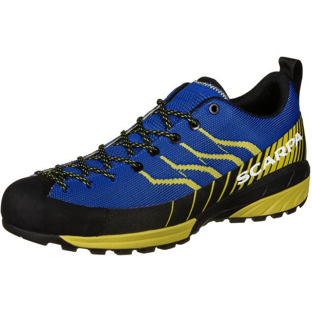 Scarpa Mescalito Knit Schuhe Herren blau