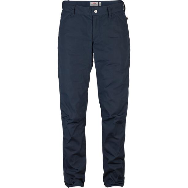 Fjällräven High Coast Pantalon Femme, bleu