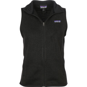 Patagonia Better Sweater Weste Damen black black