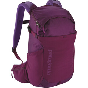 Patagonia Nine Trails Rucksack 18l Damen geode purple geode purple