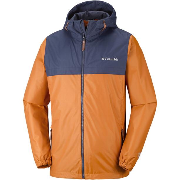 Columbia Jones Ridge Jacke Herren orange/blau