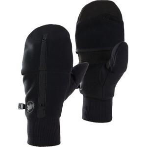 Mammut Shelter Handschuhe black black