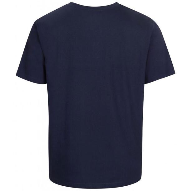 Elkline Discover T-Shirt Herren blueshadow
