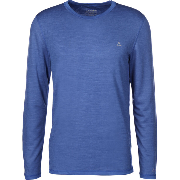 Schöffel Merino Sport Langarm Shirt Herren imperial