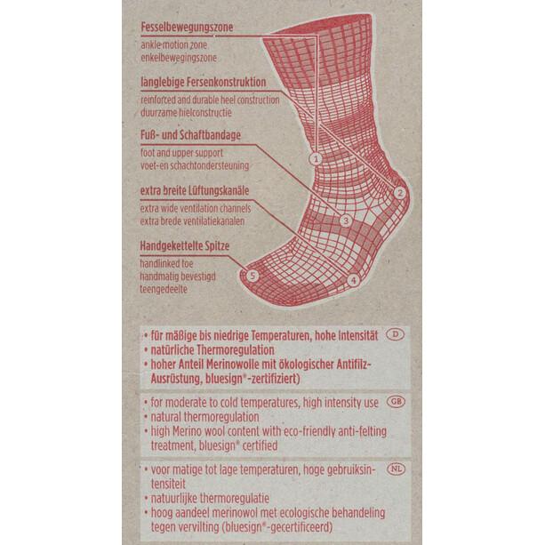 Hanwag Alpin Socken Damen anthracite