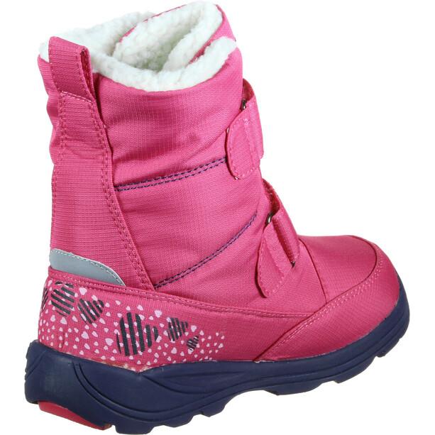 Kamik PEP Winterstiefel Kinder pink