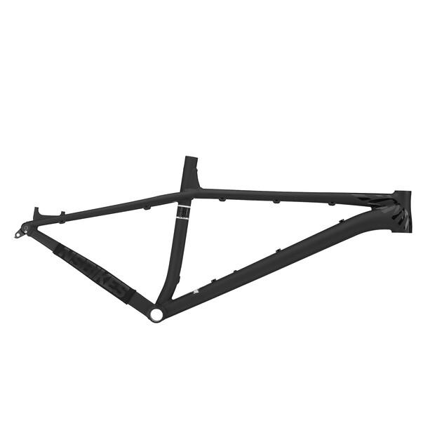 "NS Bikes Eccentric Alu 29"" EVO Frame flat black"