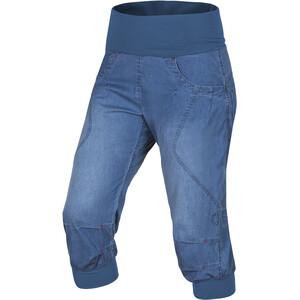 Ocun Noya Jeans Shorts Damen blau blau
