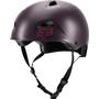 Fox Flight Sport Helm Herren dark purple