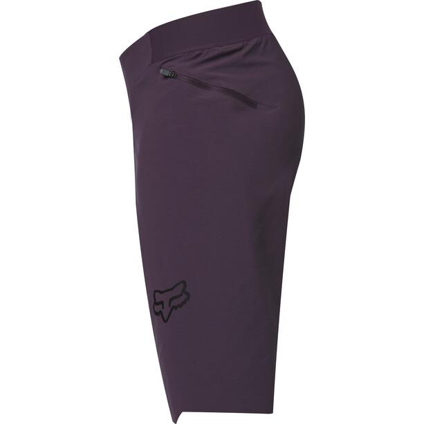 Fox Flexair No Liner Shorts Herren dark purple