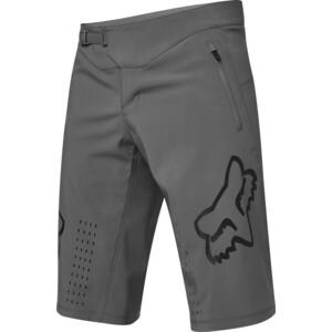 Fox Defend Short Homme, gris gris