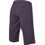 Fox Defend Shorts Damen dark purple