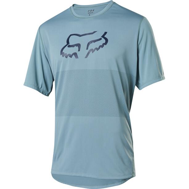 Fox Ranger Foxhead Kurzarm Trikot Herren light blue