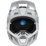 Fox Rampage Pro Carbon Wurd Helm Herren white