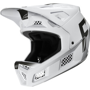 Fox Rampage Pro カーボン Wurd ヘルメット Men ホワイト