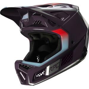 Fox Rampage Pro カーボン Daiz ヘルメット Men ダーク パープル