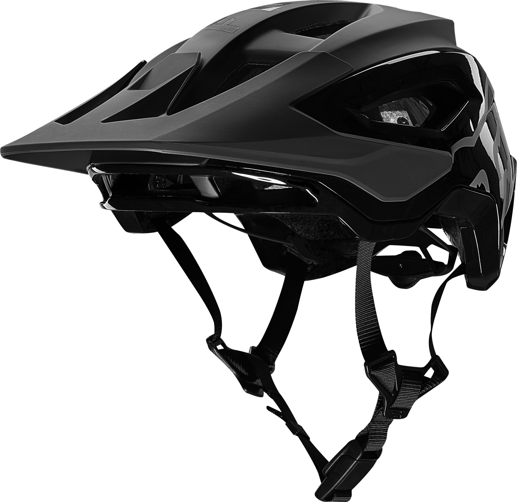 FOX Flight Sport Helmet Herren Black 2020 Fahrradhelm