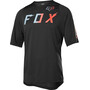 Fox Defend Wurd Kurzarm Trikot Herren black