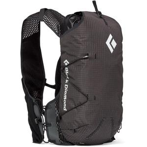Black Diamond Distance 8 Backpack, negro/gris negro/gris