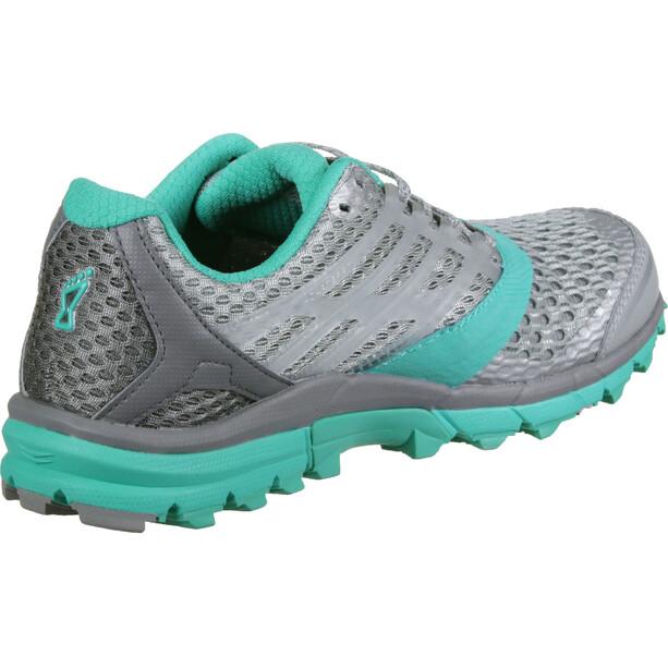 inov-8 Trailtalon 275 Chill Shoes Women, harmaa/turkoosi