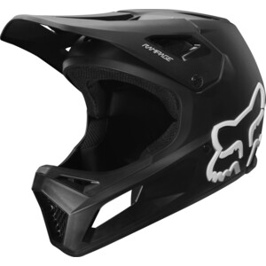 Fox Rampage ヘルメット ユース ブラック/ブラック