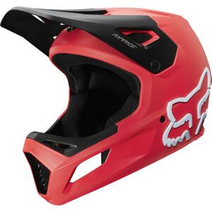 Fox Rampage ヘルメット ユース ブライト レッド