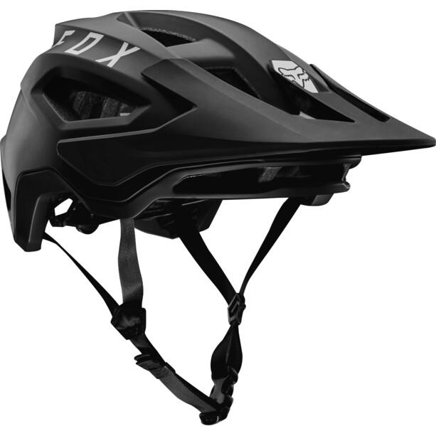 Fox Speedframe Helm Herren black
