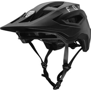 Fox Speedframe Helm Herren black black