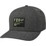 Fox Non Stop Flexfit Cap Herren black/green