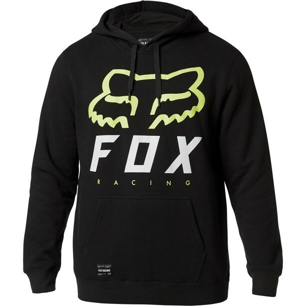 Fox Heritage Forger Kapuzenpullover Herren black/grey