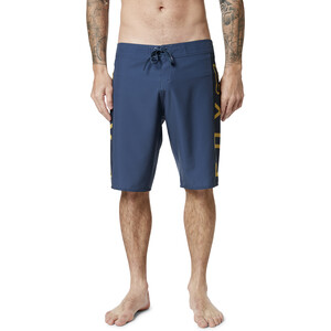 "Fox Tracks 21"" Stretch Boardshorts Herren light indigo light indigo"
