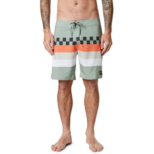 "Fox Reset 18"" Stretch Boardshorts FHE Men eucalyptus eucalyptus"