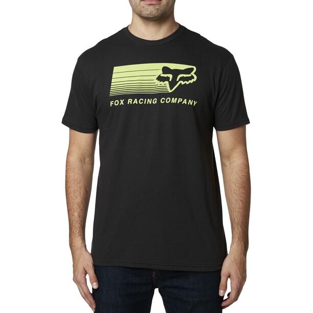 Fox Drifter Kurzarm T-Shirt Herren black